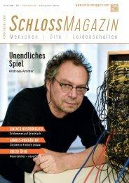 SchlossMagazin Fuenfseenland Mai 2016