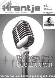 krantje 42-5 The Broken Circle Breakdown