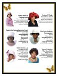 6th Annual Awards Musical Luncheon Program - Page 7