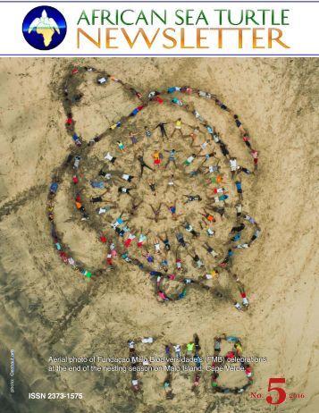 African+Sea+Turtle+Newsletter+%235