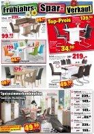 Frühjahrs-Spar-Verkauf im Finsterwalder Möbelmarkt! - Seite 7
