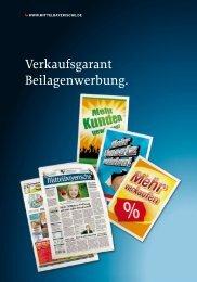 Diese Beilage als PDF herunterladen - Mittelbayerische Zeitung