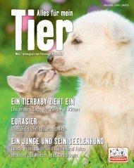 Fressnapf Magazin Alles für mein Tier Mai/Juni