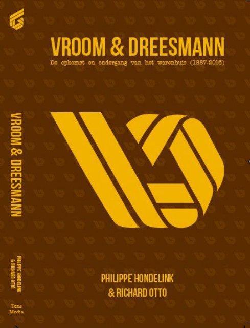 Boekpreview 'Vroom & Dreesmann'