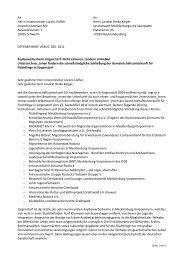 Offener Brief Schließung GU Jürgenstorf - Flüchtlingsrat ...
