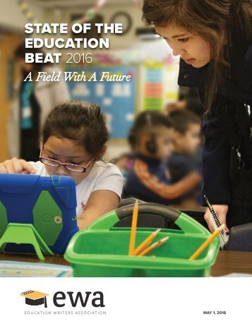 STATE OF THE EDUCATION BEAT 2016