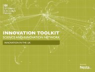 INNOVATION TOOLKIT