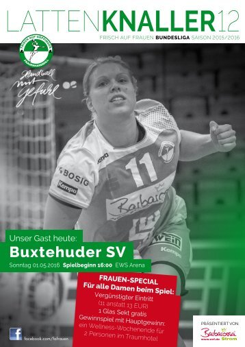 LATTENKNALLER 12 - 01.05.2016 - FRISCH AUF FRAUEN - Buxtehuder SV