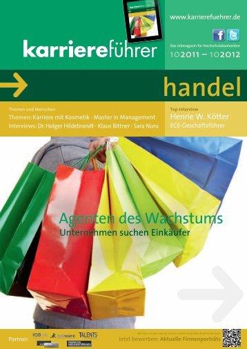 handel - Karrierefuehrer.de