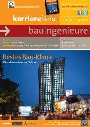 Download karriereführer bauingenieure 2011.2012 (ca. 14 MB)