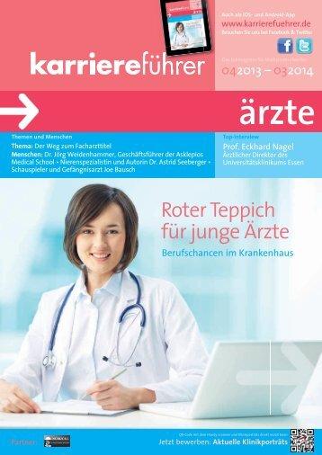 Download karriereführer ärzte 2013.2014 - Karrierefuehrer.de