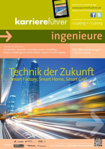 Download karriereführer ingenieure 1.2013 (ca. 11 MB)