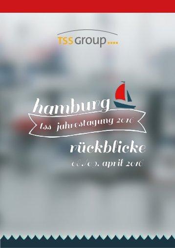 Rückblick Jahrestagung Hamburg 2016