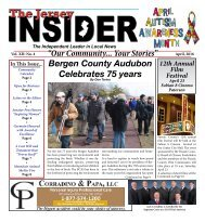 """""""Our Community.. Your Stories"""" Bergen County Audubon Celebrates 75 years"""