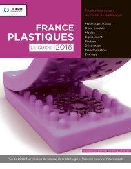 Guide France Plastiques 2016