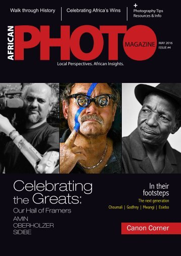 African Photo Magazine Issue #4