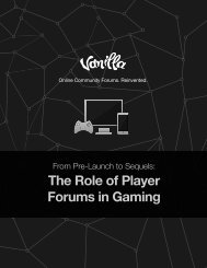 The Role of Player Forums in Gaming