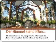 Die Gläserne Kirche ist ein - Gläserne Kirche auf der ...