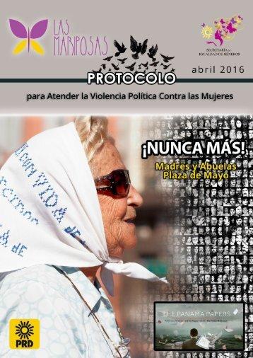 COMITÉ EJECUTIVO NACIONAL PARTIDO DE LA REVOLUCIÓN DEMOCRÁTICA