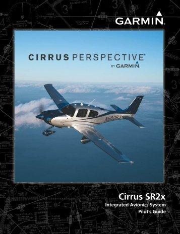 Cirrus SR2x