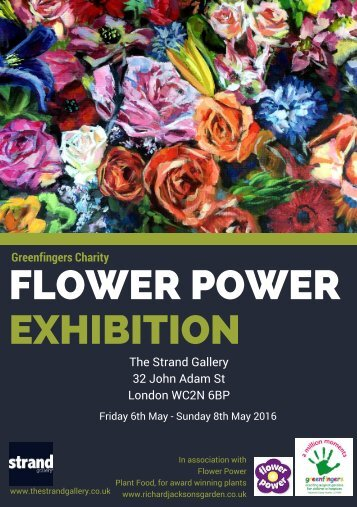 FLOWER POWER EXHIBITION