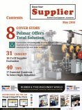 Know Your Supplier - Rubber & Tyre Machinery World May 2016 Special - Page 5