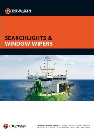 Searchlights & Window Wipers