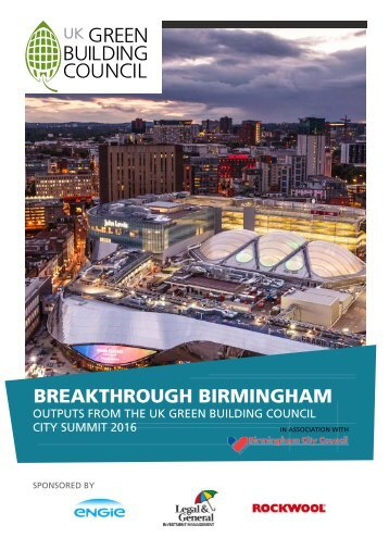 BREAKTHROUGH BIRMINGHAM