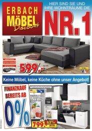 Prospekt - Möbel Erbach