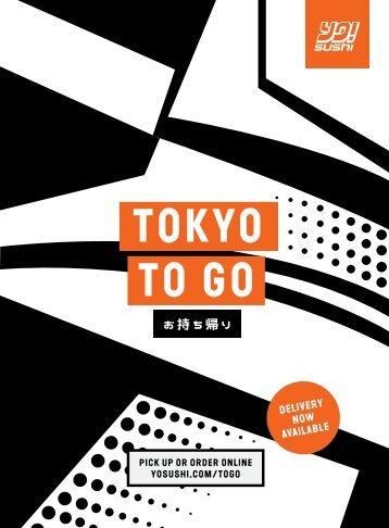 tokyo to go