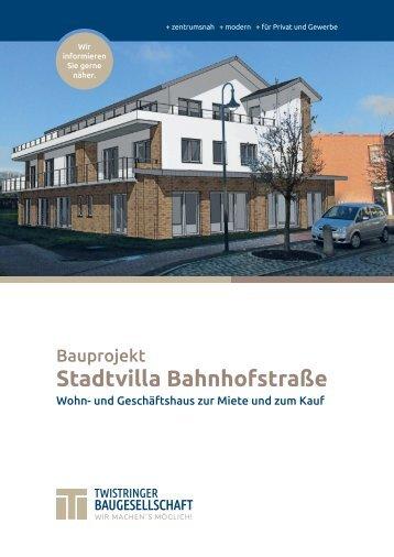 Expose Twistringer Baugesellschaft 5/16