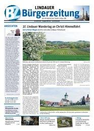 30.04.2016 Lindauer Bürgerzeitung