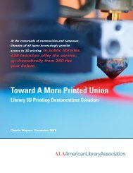 Toward A More Printed Union