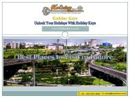 Best Places to Visit in Indore - HolidayKeys.co.uk