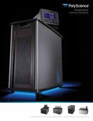 Temperature Control Solutions - Labo Plus