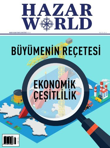 HAZAR WORLD - SAYI 40 - MART 2016