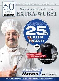 Küchen Harms - Extrawurst für unsere Kunden
