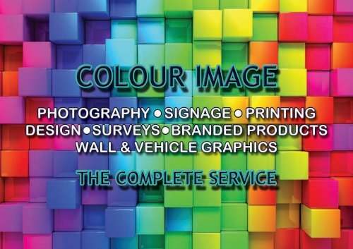 Colour Image Booklet [74 lower res flat pages]