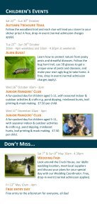 Yorkshire Arboretum - What's On 2016 - web - Page 4