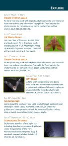 Yorkshire Arboretum - What's On 2016 - web - Page 5