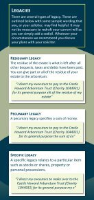 Legacy leaflet 2016 - web - Page 6