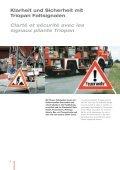 Faltsignal Zubehör Signaux pliants accessoires - Triopan AG - Seite 4