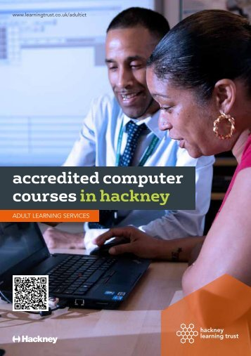 accredited computer courses in hackney