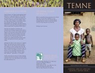 Temne - National African Language Resource Center