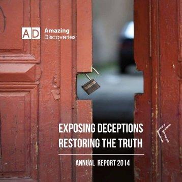 AD Annual Report 2014