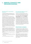 DEMENTIA AND YOUR LEGAL RIGHTS - Page 6