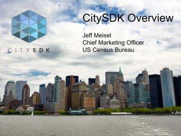 CitySDK Overview