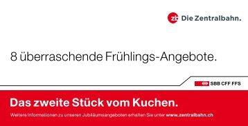 Mit der Raiffeisenbank - Wer ist RAILplus