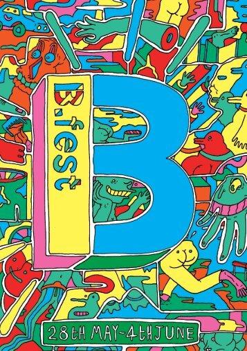 B.fest 2016 Programme