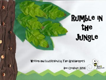 Rumble in the Jungle by the Grasshoppers
